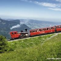 Dampf-Zahnradbahn Schafbergbahn