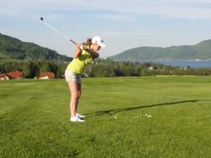 Golfclub Attersee in Oberösterreich