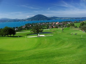 Golf am Attersee