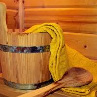 Sauna in Seehof Mondsee